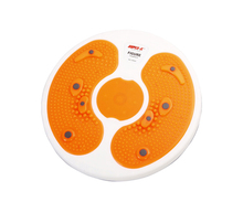 Free shipping! 28cm DIA Figure trimmer waist exercise twister waist wriggling plate(China)