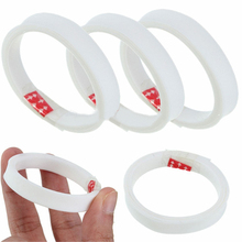 1 Roll 1M/1000mm Length x 8mm Width Cutting Plotter Blade Strip Protection Guard Vinyl Cutter White(China)