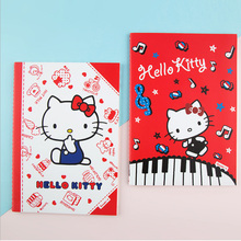 Sanrio Hello Kitty japanese notebook 16K suture creative notebook office stationery  diary for girls