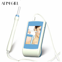 APINKGIRL Intraoral Endoscope Lens Dental Camera LCD Screen LED Light Monitoring Inspection for Dentist Oral Ear Nose Real-time
