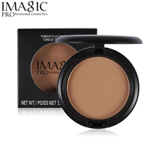 Imagic Compact Face Makeup Bronzer Highlighter Imagic Brand Powder Studio Fix Powder Pressed Contour Palette Primer(China)