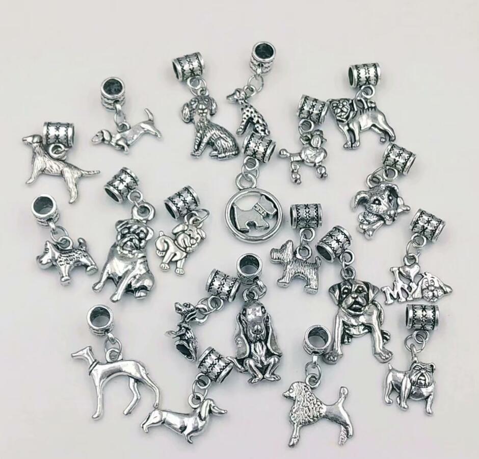 1pc Vintage leaves retro Spoon Tableware Pendants Charms Jewelry Making Charm ER