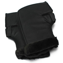 Windproof Motorbike Scooter Handlebar Gloves Waterproof Quad Bike Handle Bar Gloves Hand Fur Muffs Glove Mitts Winter Warmer(China)