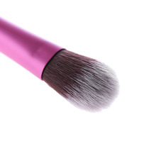 Professional Powder Blush Brush Makeup Foundation Tool Cosmetic Stipple Blending Fiber Make Up Brushes