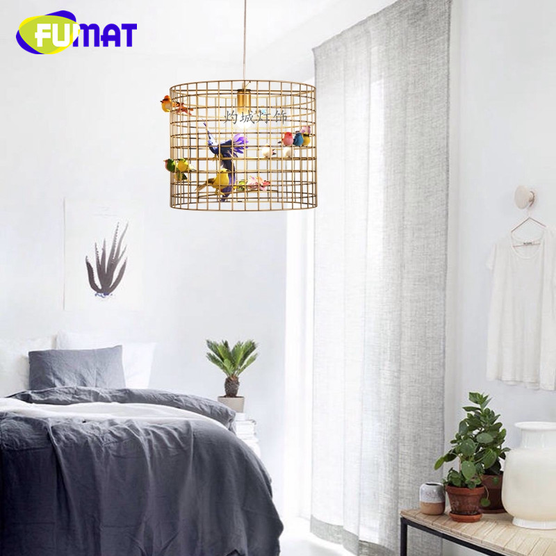 Birdcage Pendant Light 4