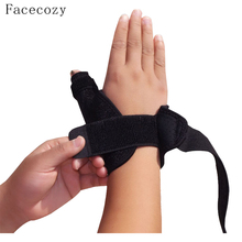 Facecozy 1Pcs Adjustable Wrist Support Unisex Basketball Tennis Protection Wristbands Straps Wraps Weight Lifting Sports Safety(China)