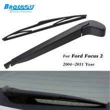 Car wiper blade blades Rubber Windscreen Rear Wipers Blade For Ford Focus 2 Hatchback 14 inch,2004-2011, Auto Car Accessories