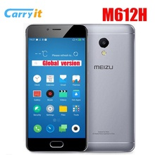 Original Meizu M5s M612H 3GB 16G Global Version OTA 5.2'' HD Cell phone Fingerprint Mobile Phone Fast Charging