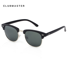 2017 Retro Clubmaster Sunglasses Women Men Brand Designer Rimless point Round Sun Glasses Oculos De Sol Feminino Masculino Gafas