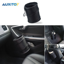 Auxito Durable Car Storage Bag Organizer For Ford Focus 2 1 Fiesta Mondeo 4 3 Transit Fusion MK2 Kuga Ranger Mustang KA S-max(China)