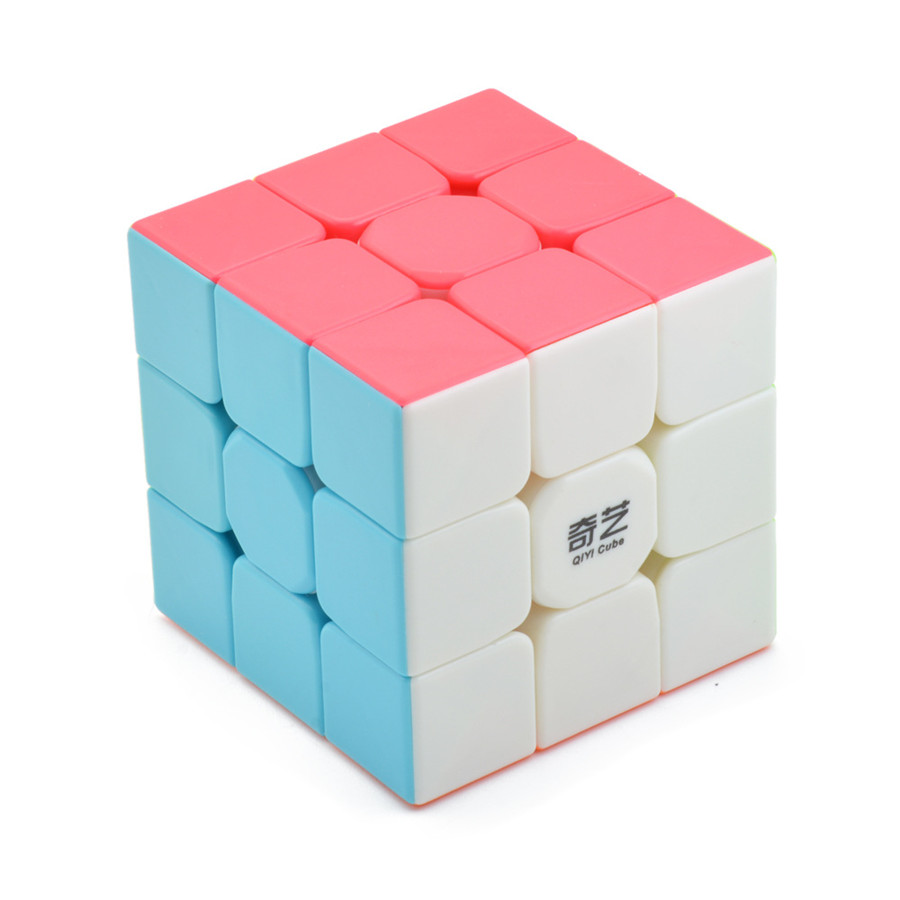 6x6x6 Magic Cube Professional Ultra-Smooth Speed Cube Colorful Twist Puzzle Toy