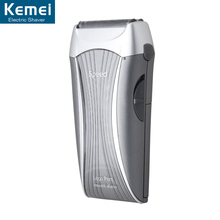 Kemei 700 Electric Skin Care Tools Dry wash hair removal device Man shaver comfortable Epilator Face Care by 2 Batteries