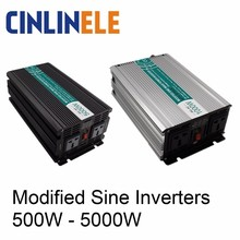 Modified Sine Wave Inverter DC 12V 24V 48V To AC 110V 220V Solar Power Off Grid 300W 500W 1000W 1500W 2000W 3000W 4000W 5000W(China)