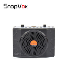 Portable Megaphone Voice Amplifier Booster Headworn Microphone Teaching Teacher Tour Guide Coach Subway Metro PA System Speaker(China)