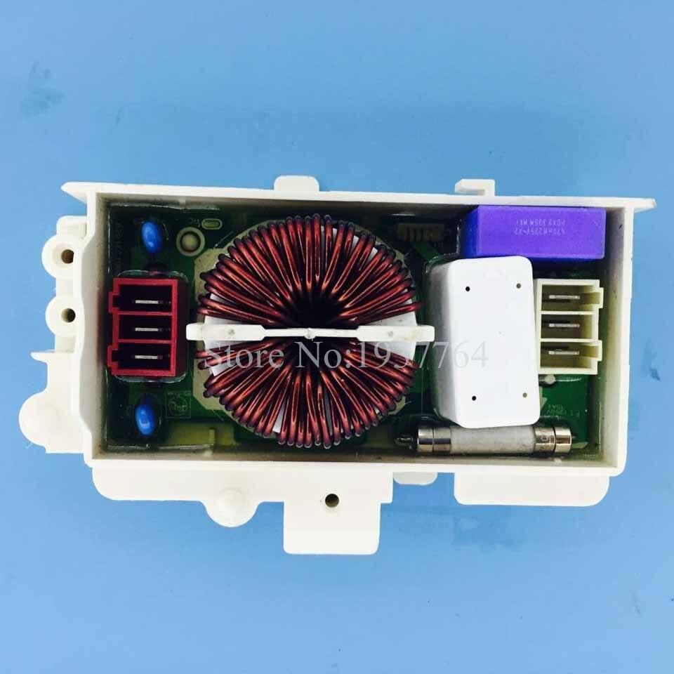 good for washing machine Computer board Power filter 6201EC1006U 6201EC1006L used<br>