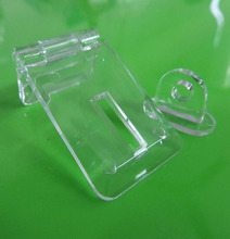 Transparent acrylic hinge Drawer Dook Lock Catch X20
