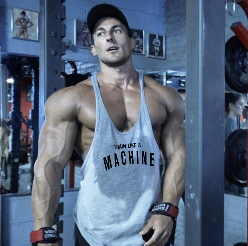 Train Gym Training Bodybuilding Workout keepfit weightlifting T Shirt Sz s-xxl
