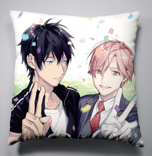 Anime Manga TEN COUNT Pillow 40x40cm Case Cover Seat Bedding Cushion 003(China)