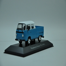 The IXO Classic toys car metal scale models 1:43 VOLKSWAGEN KOMBI CD (1981)  High Quality model Car