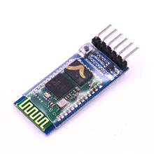 HC05 HC-05 master-slave 6pin JY-MCU anti-reverse, integrated Bluetooth serial pass-through module, wireless serial(China)