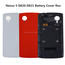 Buy XIANHUAN New Battery Cover Rear LG Nexus 5 D820 D821 Back Case Replacement Parts for $9.25 in AliExpress store