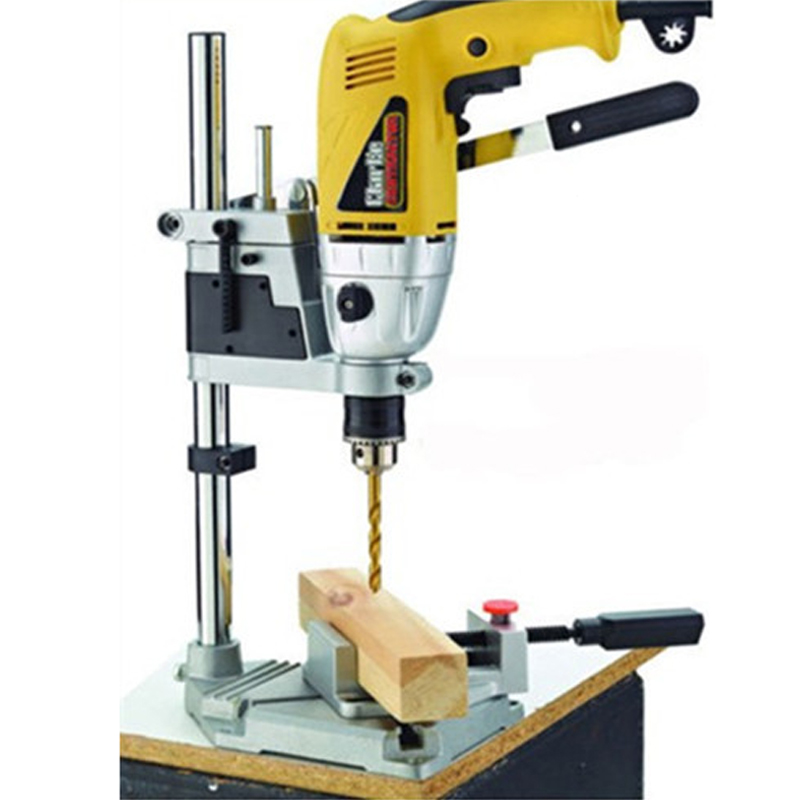 Power Tools Accessories Bench Drill Press Stand Clamp Base Frame for Electric Drills DIY Tool Press Hand Drill Holder<br>