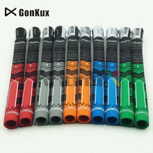Gonkux PLUS 4 Grips 10pcs/lot Cord Golf Grips Carbon Yarn Golf Club Grips Golf Iron Grips 5 Colors Available