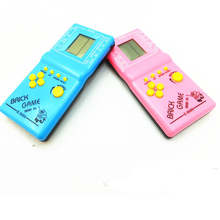 The New Children Classical Players Retro Portable Handheld Built-in many Games kids Gaming Controller game console(China)