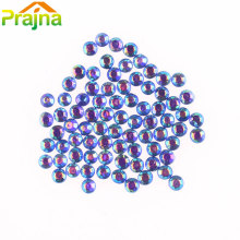 1440pcs1-2mm SS6AB Colorful DIY Rhinestone Applique Glass Rhinestone Decorations Hot Fix Applicator Nail Art Rhinestones Trim