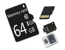 Hot sale  memory card  micro TF card   Mini 128mb 2gb 4gb 8gb 16gb 32gb Real capacity USB micro TF card + Adapter