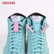 HEVXM 1 Pair L/S Size Magnetic Shoe Buckles Casual Sneaker Magnetic shoe laces Closure shoelaces Buckles No-Tie Shoelace Buckles(China (Mainland))