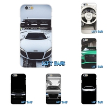 Audi Car Logo Silicon Soft Phone Case For Huawei G7 G8 P8 P9 Lite Honor 5X 5C 6X Mate 7 8 9 Y3 Y5 Y6 II(China)