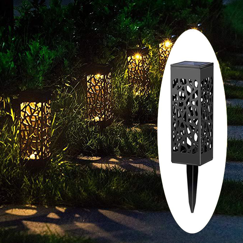LED Solar Lamp Waterproof Solar Power Lawn Light Auto ON/OFF for Outdoor Garden Courtyard Landscape Patio LED Solar Lamp