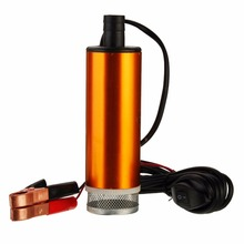 Hot Sale 12V Car Truck Diesel Fuel Water Oil Submersible Pump With Switch