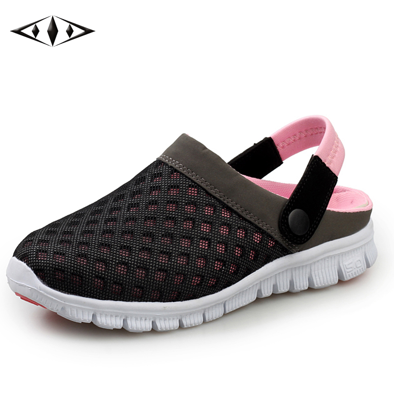 Summer Super Light  Lady Sneakers Female Outdoor Beach Sport Walking Shoes Breathable Air Mesh Women Athletic Shoes Pink fb927-3<br><br>Aliexpress