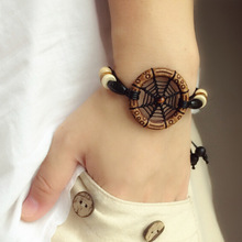 Free Style Handmade Bracelets Free Shipping Dream Catcher Bracelet Handmade European Native American(China)