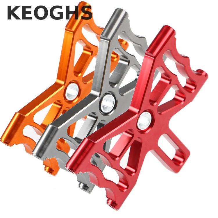 KEOGHS Motorcycle Accessories Brake Caliper Adapter/bracket For Double Rpm Brake Caliper Modification For Scooter Dirt Bike<br>