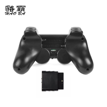 One pcs 2.4G wireless game controller gamepad joystick for PS2 console playstation 2