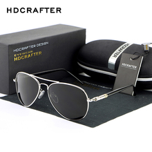 New Arrival Fashion Polarized Men Sun Glasses sunglasses  Brand Designer with High Quality 4 Colors