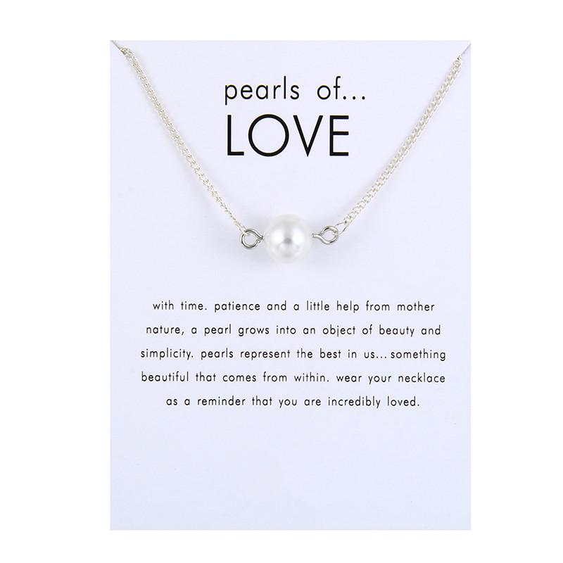 HTB1QpCSRVXXXXaDXXXXq6xXFXXXP - New Arrived Fashion Jewelry Pearls of Love Simulated Pearl Necklace For Women