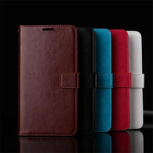 "Buy Luxury PU Leather Case Xiaomi Redmi Note 4 Case Flip 5.5"" Wallet Stand Phone Cover Fundas Xiaomi Redmi Note 4 Cover Capa for $4.74 in AliExpress store"