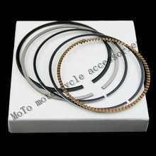 4XSet Free Shipping Motorcycle Piston Rings Set For GSXR400 GSXR 400 GSX400 Bandit 75A (STD) Standard Bore Size 56mm NEW