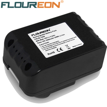 for Makita BL1830 FLOUREON 18V 3000mAh Power Tool Battery Pack for BL1840 Rechargeable Battery Cordless Drill Li-ion Batteries