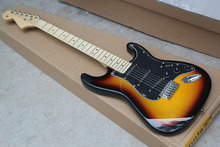 Free Shipping!New Factory Guitar Top Quality Stratocaster left neck Custom Body Electric Guitar custom shop  @31