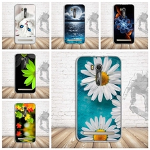 for Asus Zenfone Go ZB551KL Case TPU Soft Silicon Luxury Pattern Slim Design Cartoon Shell Phone Case for Asus ZB551KL Cover Bag