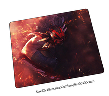 dota 2 mouse pad Popular gaming mousepad gamer mouse mat pad game computer best seller padmouse laptop keyboard large play mats(China)