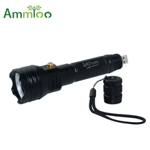 CREE L2 LED Diving Flashlight 1800Lumen Aluminum Reflector Waterproof Tactical Flashlight Underwater Torch Lights Usb Chargable(China)