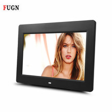 Andoer 8'' Digital Photo Frame HD TFT LED Screen Electronic PC Frame MP3/4 Movie Video Player MPEG4 Support MMC/SD/MS card Alarm(China)