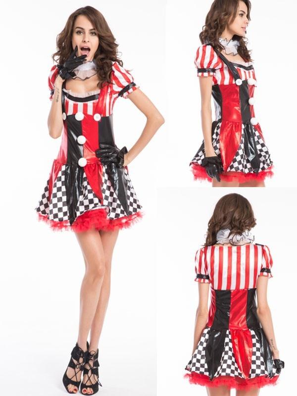 clown funny costume