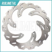 MX Offroad Front Brake Disc Rotor for GAS GAS Enducross TT 80 EC HX TT 125 Brembo Cal Nissan 00 01 02 03 04 05 06 07 08 09